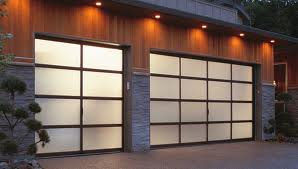 Glass Garage Doors North Vancouver
